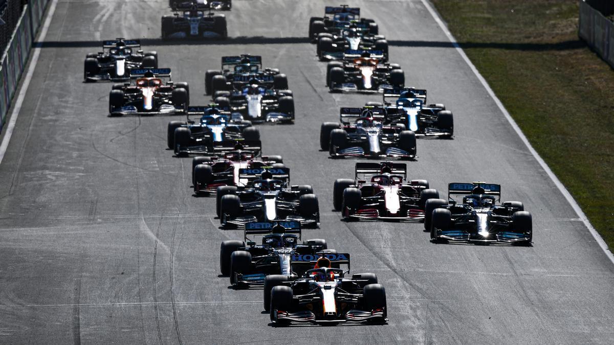 El GP de Países Bajos de Fórmula 1, en imágenes