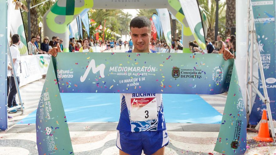 El Medio Maratón de Alicante se suspende por los rebrotes