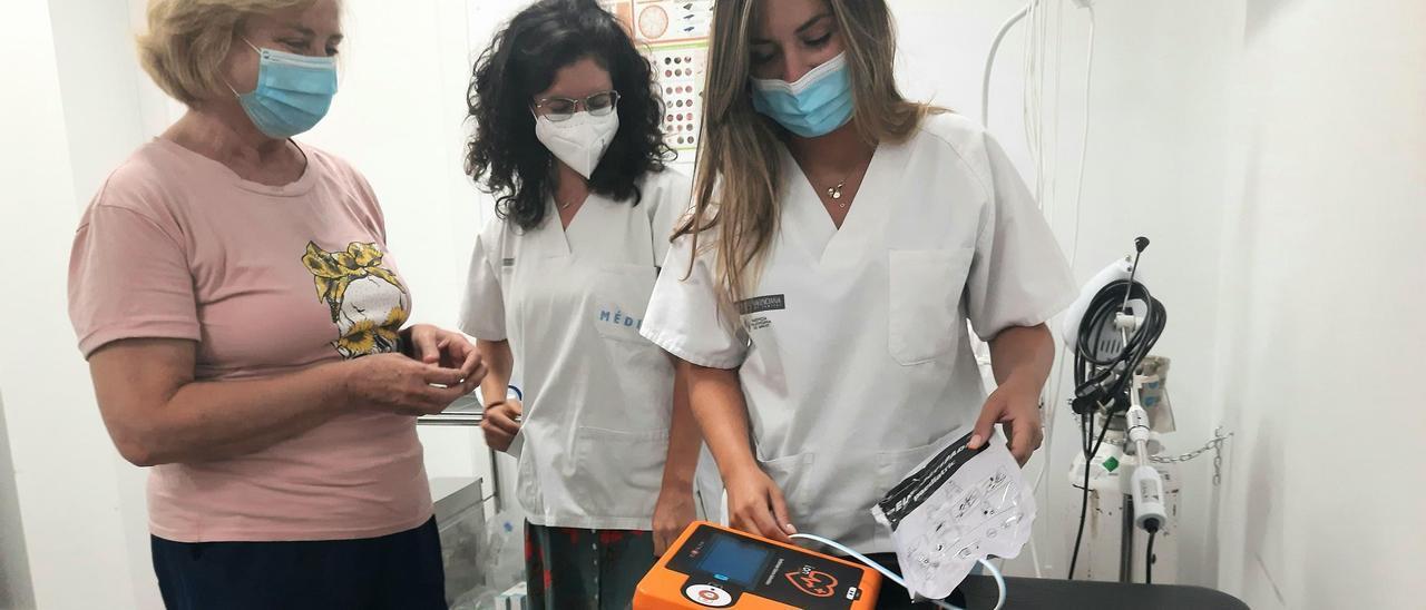 Más equipos sanitarios para el consultorio de Urbanova