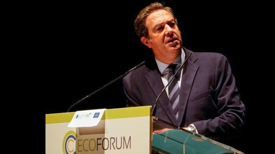 """Jaime Ezquerra (FCC): """"Con residuos se puede generar combustible limpio para transporte, hogares y empresas"""""""
