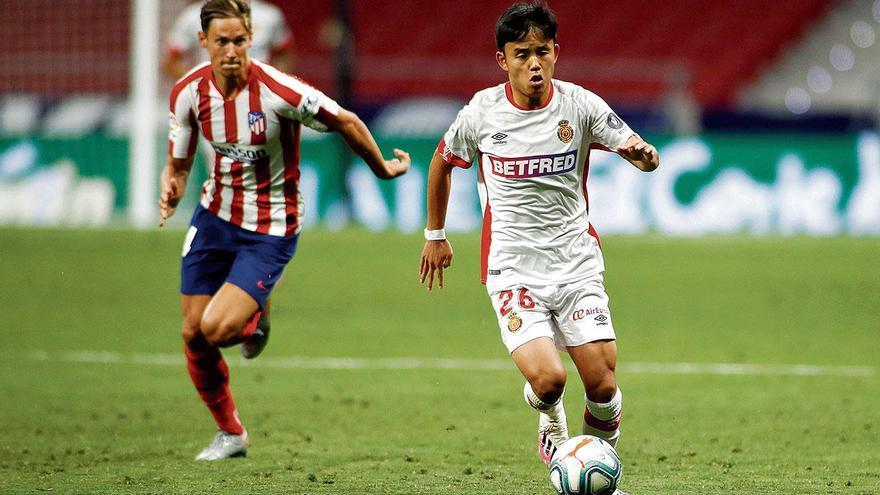 Real Mallorca kehrt mit Takefusa Kubo in die Primera Division zurück