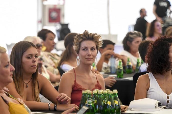 21-09-19 GENTE Y CULTURA. INFECAR. LAS PALMAS DE GRAN CANARIA. Pase de modelos dentro de las Live019 Fashion Hair Education Show. Fotos: Juan Castro.  | 21/09/2019 | Fotógrafo: Juan Carlos Castro