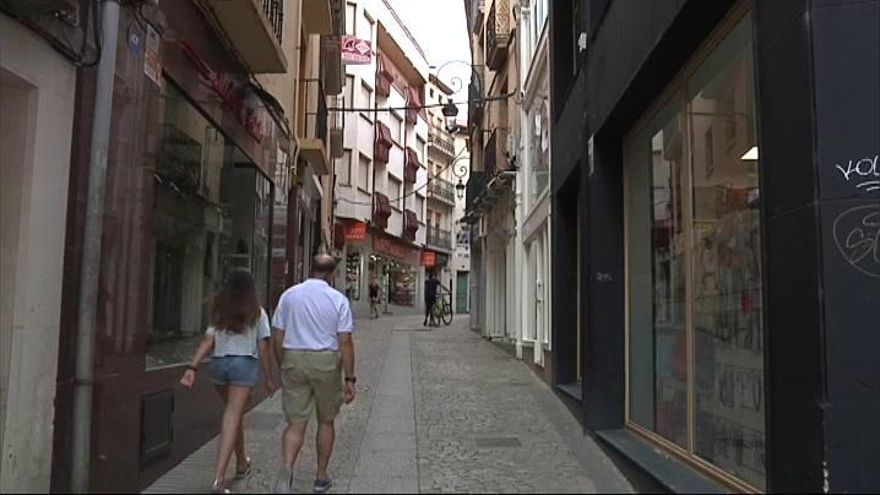 Aranda de Duero afronta un confinamiento de dos semanas para frenar los contagios