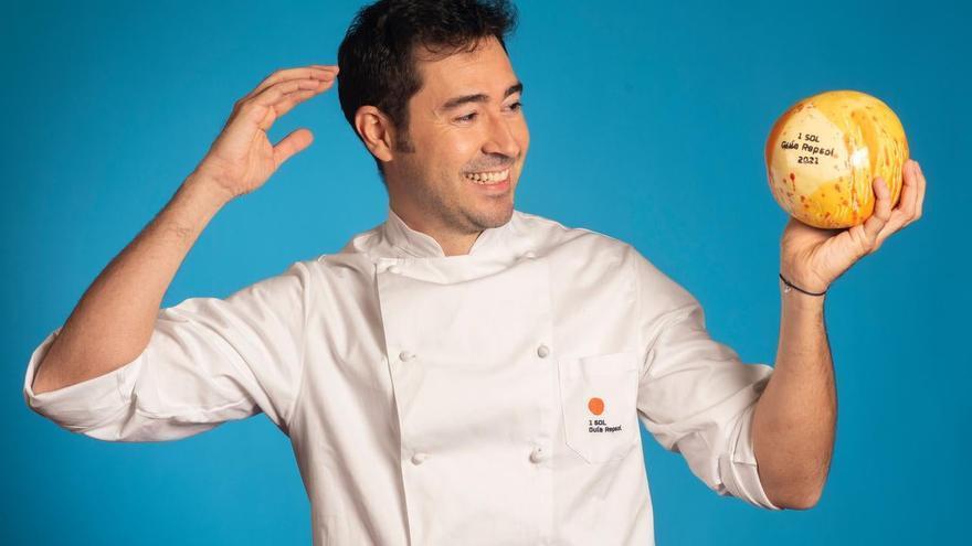 El murciano Juan Guillamón, de Alma Mater, opta al premio 'Cocinero Revelación' de Madrid Fusión 2021