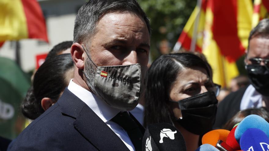 Ceuta se abre a debatir la revocación de 'persona non grata' a Abascal