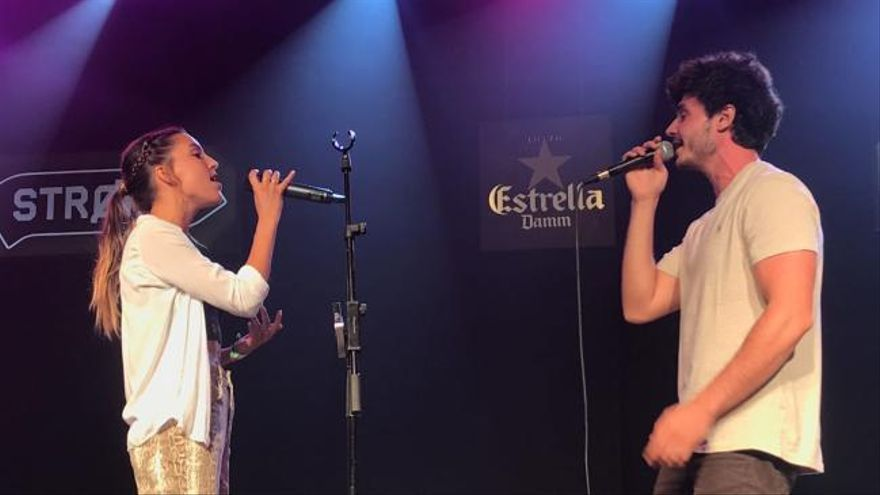 La manresana Sara Roy publica amb Miki Nuñez el videoclip «Tot és més fàcil»