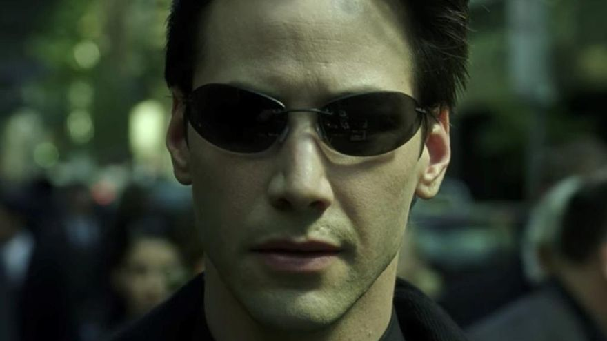 Filtran las primeras imágenes de Keanu Reeves en 'Matrix 4'