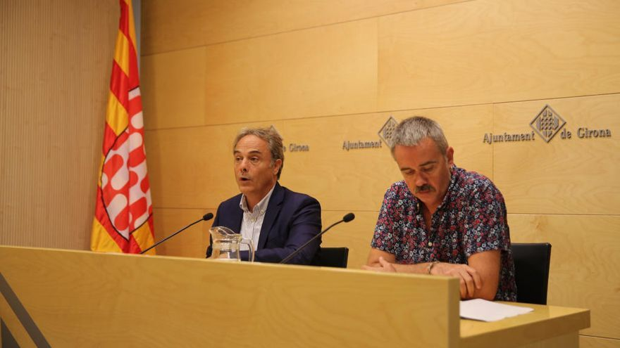 Oques Grasses, Zoo, Lildami, Asian Dub Foundation, Cala Vento i Koko Jean, caps de cartell de les fires de Girona