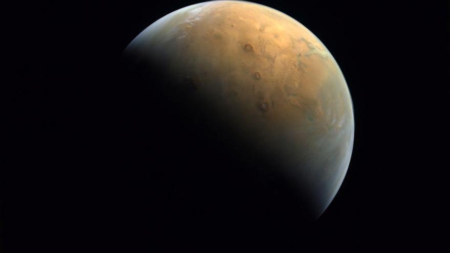 En busca de vida en Marte