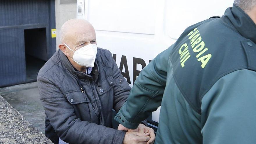El juzgado rechaza dejar libres a los tres investigados del Colegio de Enfermería de Pontevedra