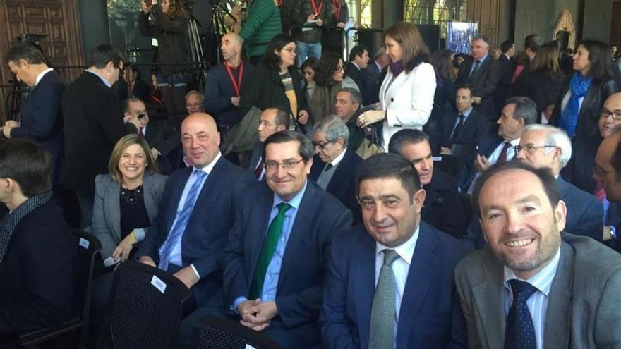 Antonio Ruiz destaca que el Pacto por la Industria entronca con el Plan Impulso