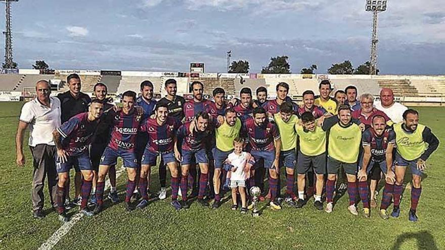 El Poblense se proclama campeón de la Copa Federación