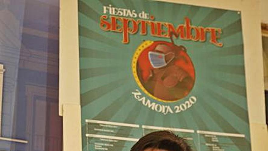"""Zamora busca paliar el fiasco de San Pedro con unas """"potenciadas"""" Fiestas de Septiembre"""