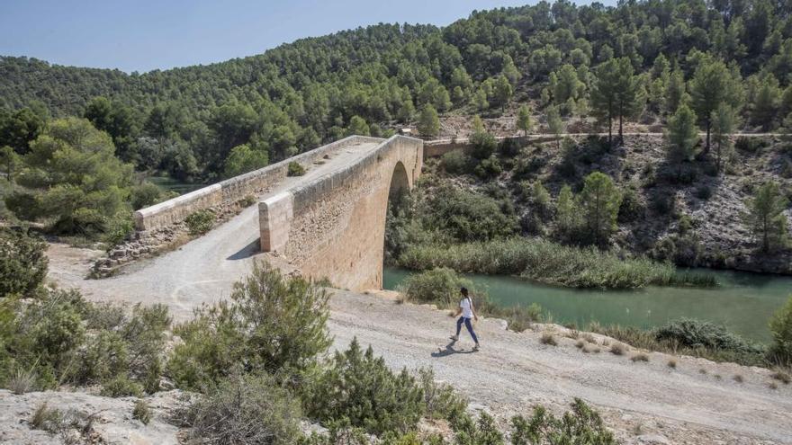 Ruta del Turia al Cabriel, a pie o en bicicleta