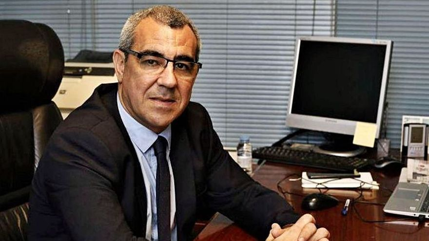 Jesús Javier Prado.     EL DÍA