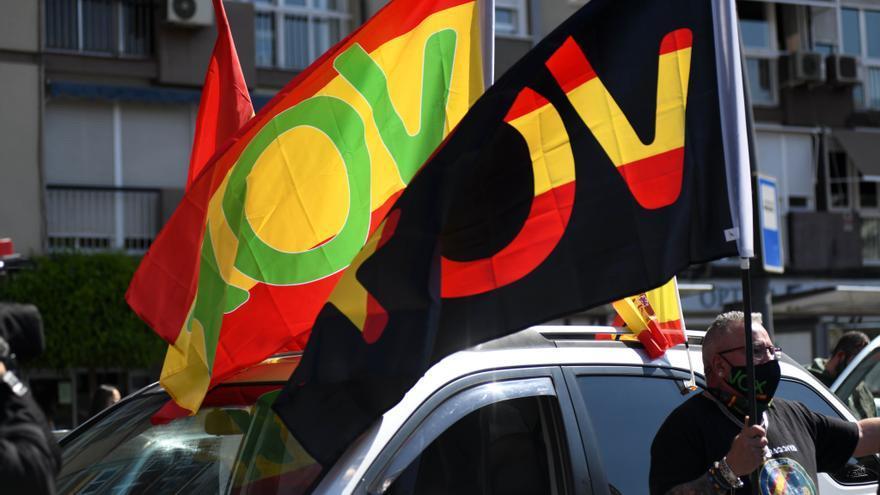 """Ortega Smith: """"Dejen en paz a Murcia, devuelvan la voz a los murcianos"""""""