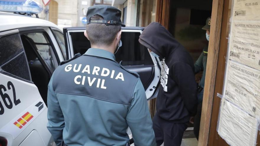 El detenido por tres violaciones en Felanitx, a prisión