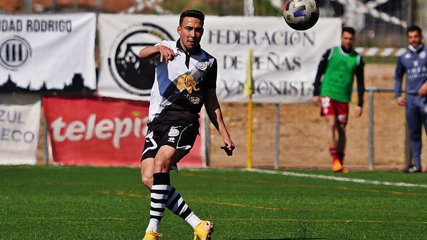 El Zamora CF ilusiona con el fichaje de Jon Rojo