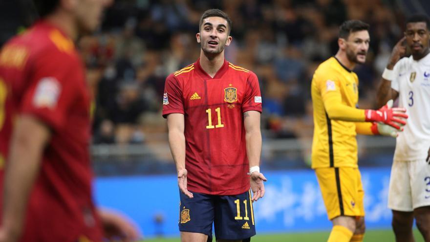 Se confirma la lesión de Ferran: varapalo para la Selección