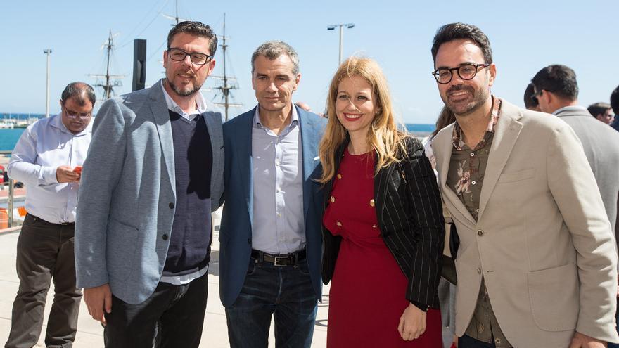 Javier Gutiérrez asume el liderazgo de Cs en la provincia y hará de contrapeso a Cantó en València