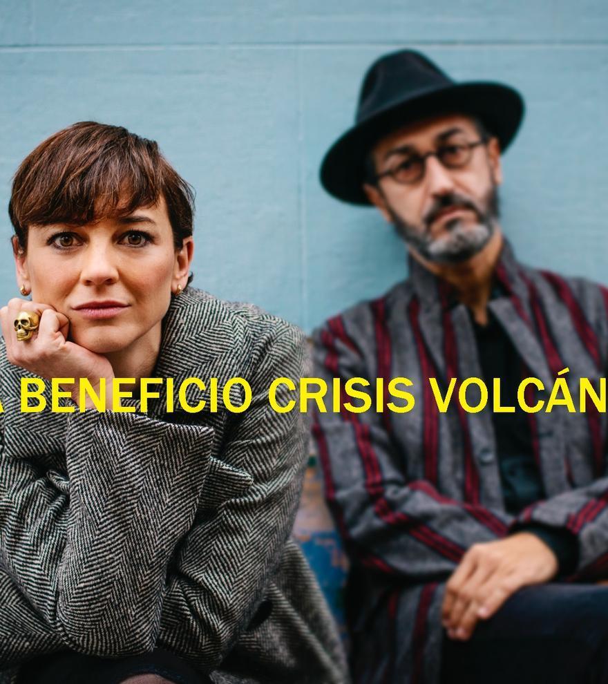 Marlango A Beneficio Afectados Crisis Volcánica