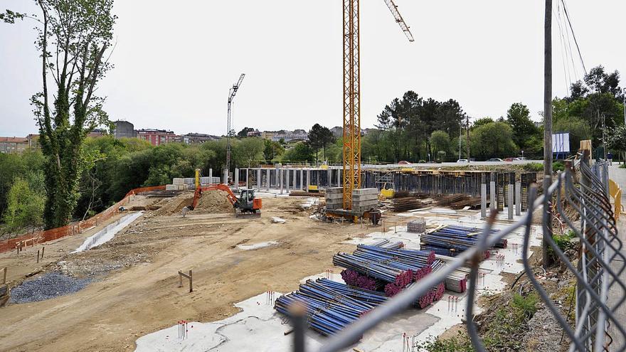 La nueva residencia de A Estrada seleccionará en enero trabajadores de la zona para 50 puestos