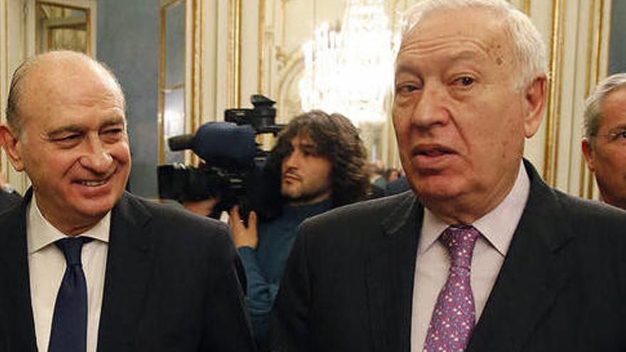 Margallo i Fernández Díaz, fora del nou Govern de Rajoy