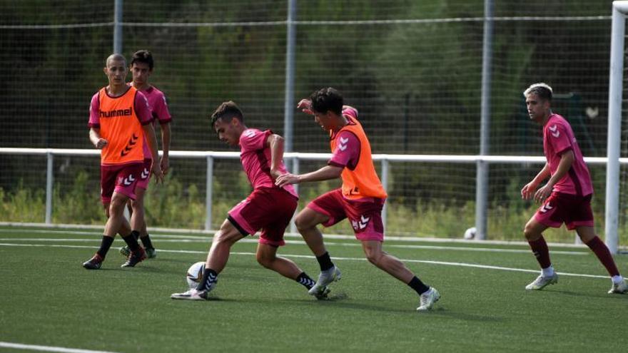 El Pontevedra contra la presión