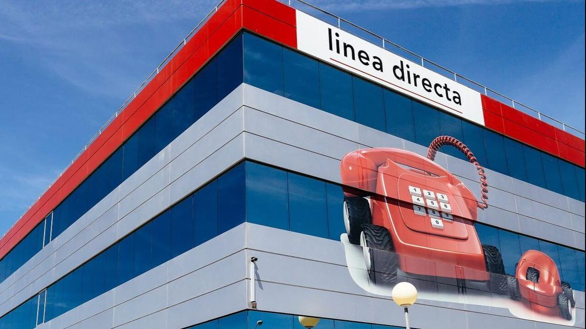 La sede de Línea Directa.