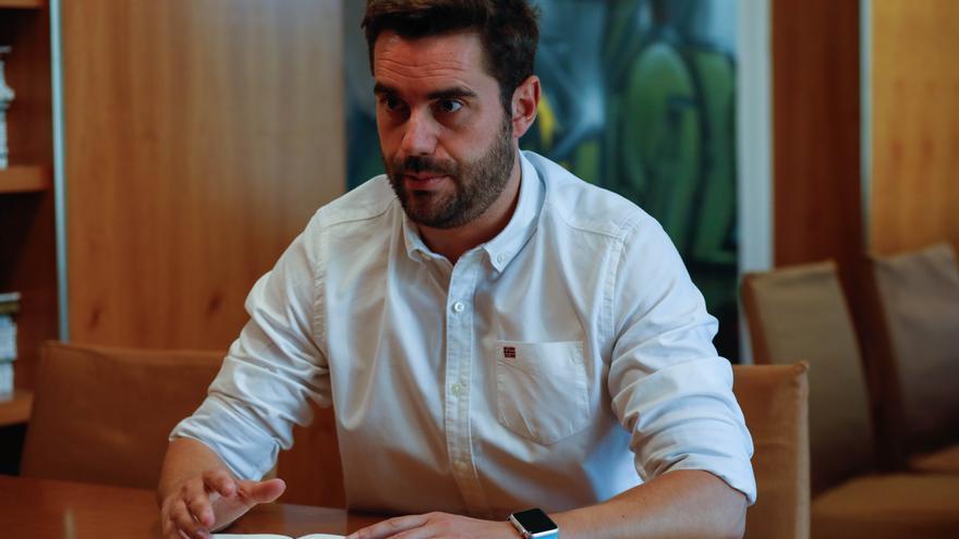 Fagúndez será reelegido como líder del PSOE de Zamora en el congreso del 18 de diciembre