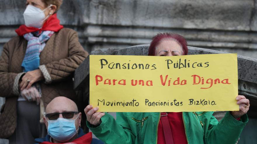 España tiene dos empleados por cada pensionista