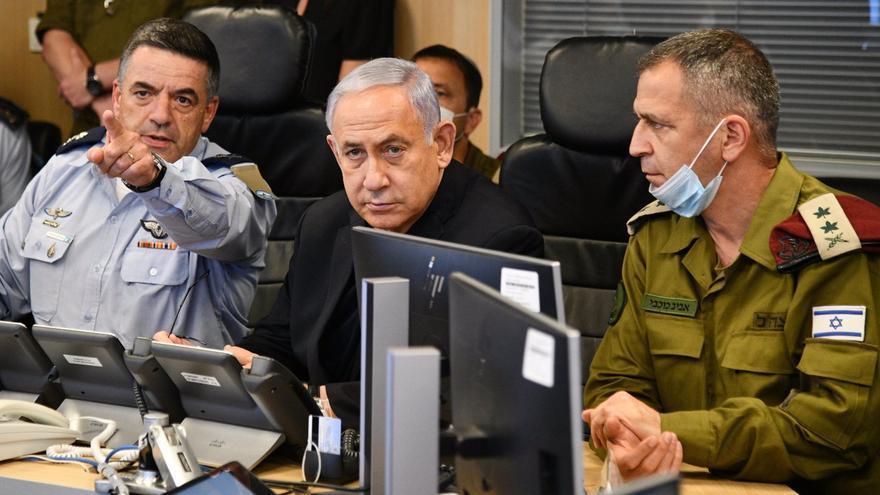 Suben a 67 los palestinos muertos por los ataques israelíes