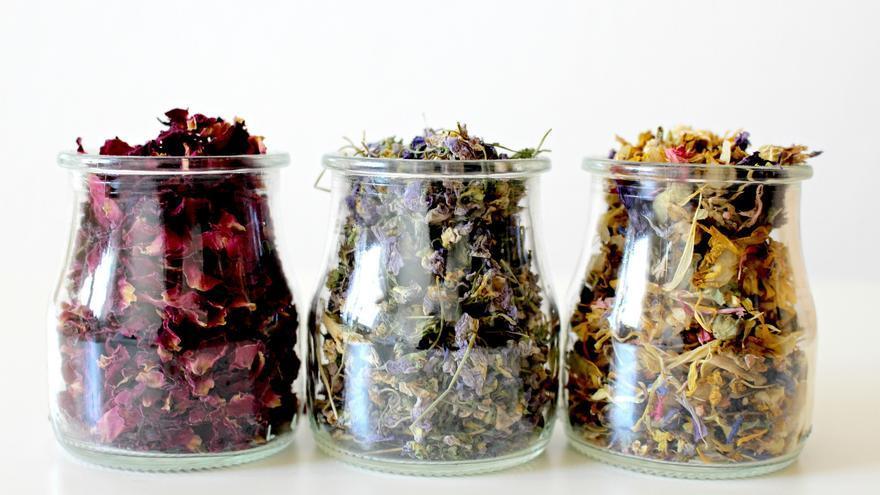 Crea tus propias flores secas en casa