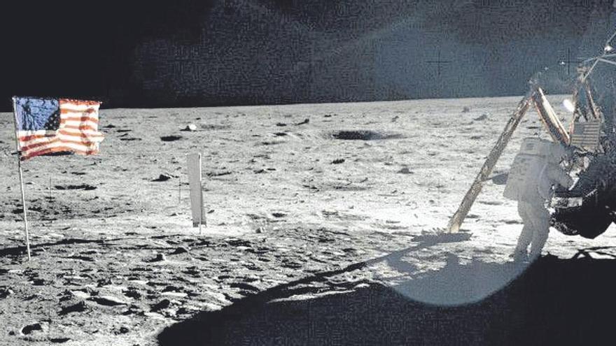 Apolo XI: la huella de todos los viajeros