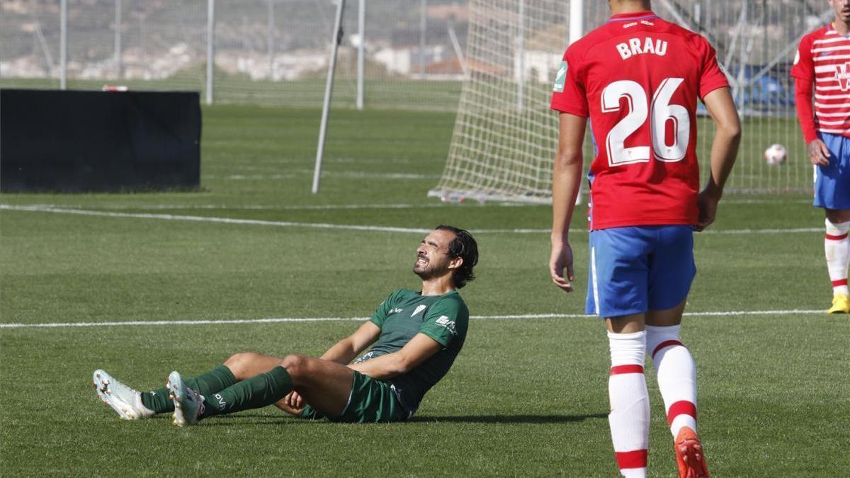 Las lesiones, un factor de preocupación en el Córdoba CF