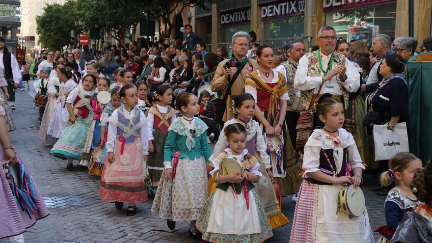 La semana de la Magdalena del 2022 volverá a ser festiva en los colegios de Castelló