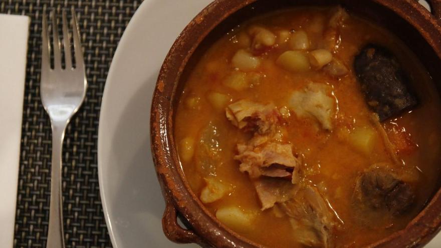 Olla de Castellón: la receta perfecta para combatir el frío