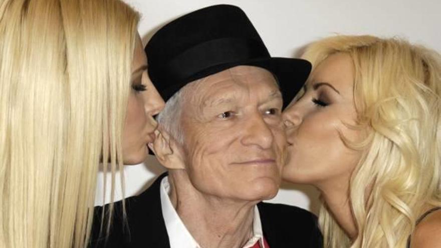 Hugh Hefner será enterrado junto a Marilyn Monroe