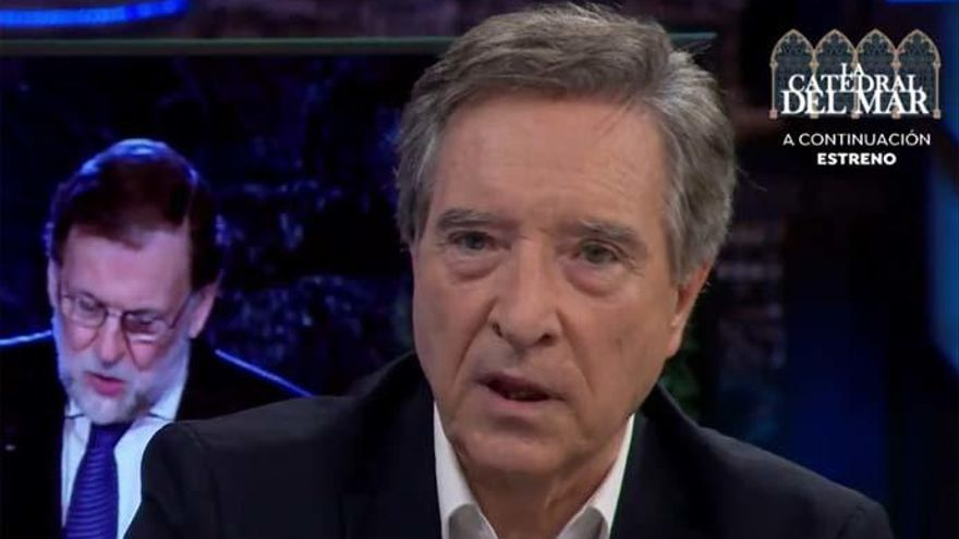 La sorprendente pregunta que Iñaki Gabilondo quiere hacerle a Rajoy