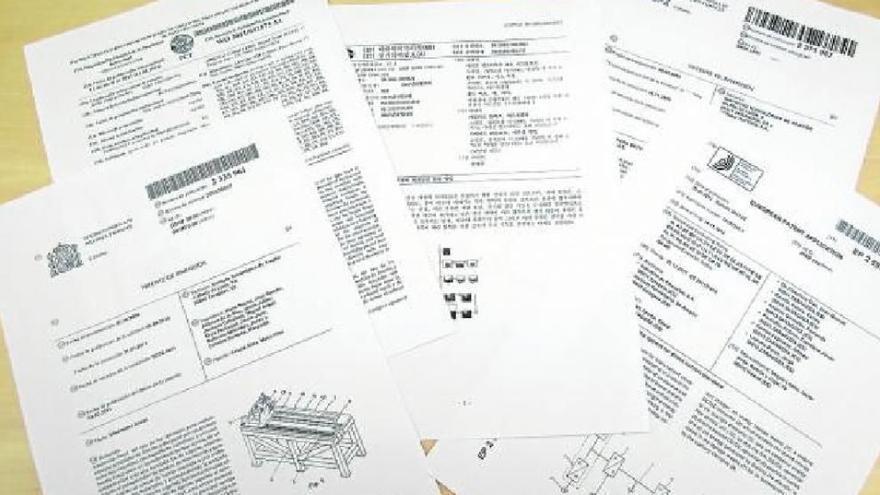 La solicitud de patentes en Aragón da un frenazo a causa del covid