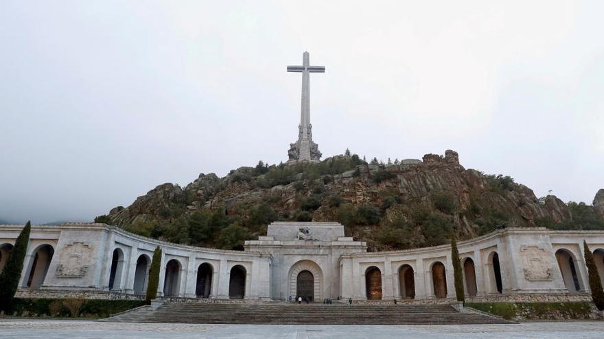 """Vox, sobre la cruz del Valle de los Caídos: """"No la vais a tocar"""""""