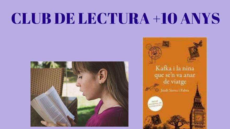 Comentari col·loqui del llibre Kafka i la nina que se'n va anar de vi