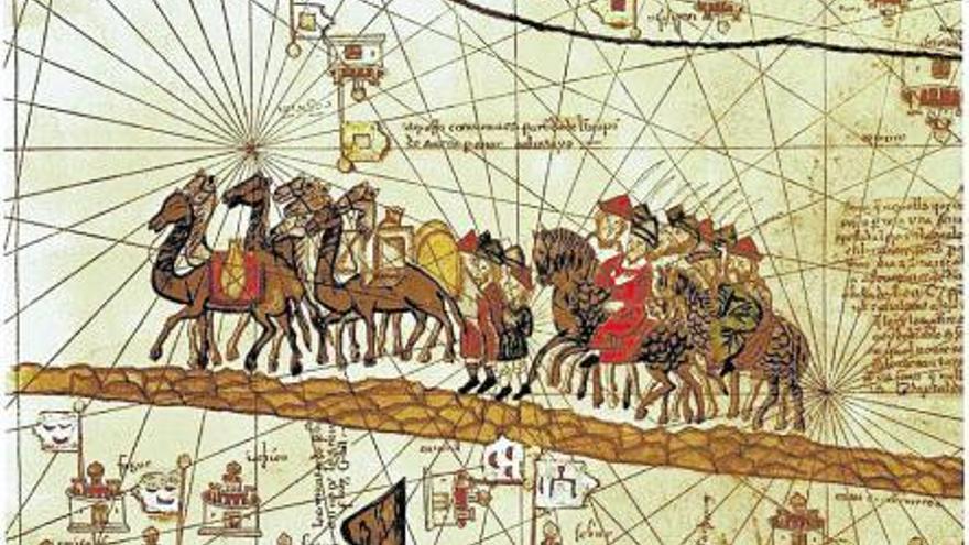 Marco Polo: El viaje hacia la verdad  y la fantasía