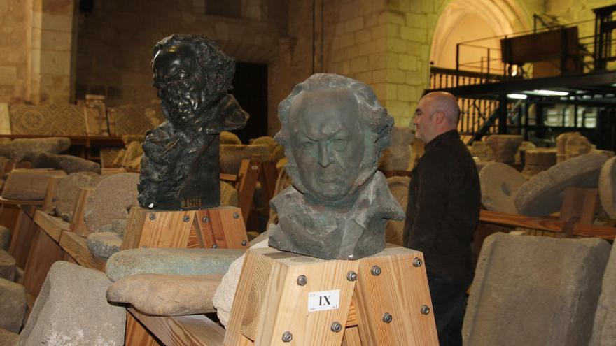Los bustos zamoranos de Goya