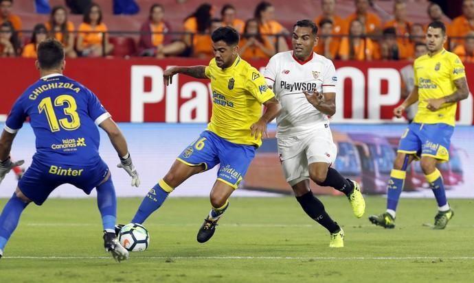 PRIMERA DIVISION - 2017/18 - SEVILLA FC - UD LAS ...