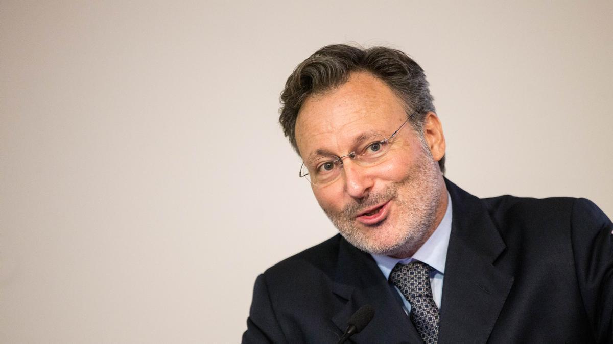 Patrick Comninos, CEO de la BCL.