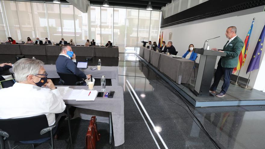 """Perfecto Palacio pide """"consenso"""" para el Palacio de Congresos de Elche y propone otro estudio: de demanda"""