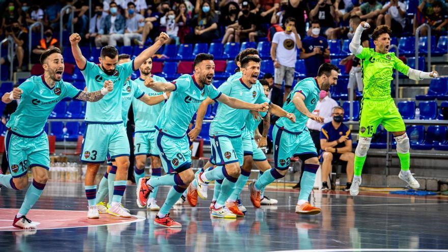 El Levante UD FS asalta al Barça y puede sentenciar la liga en Paterna