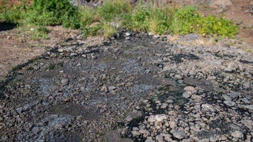 El Gobierno ofrece ayuda técnica al Ayuntamiento de El Rosario por el vertido