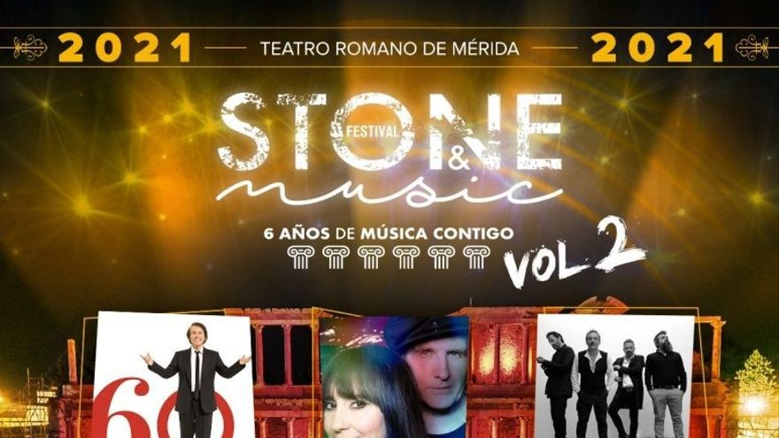 Las puertas del Stone & Music Festival se abrirán a las 20.30 y la mascarilla será obligatoria